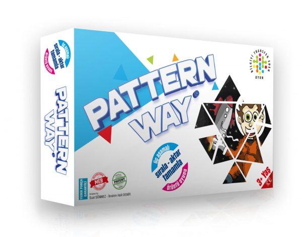 Pattern Way, Hikaye...