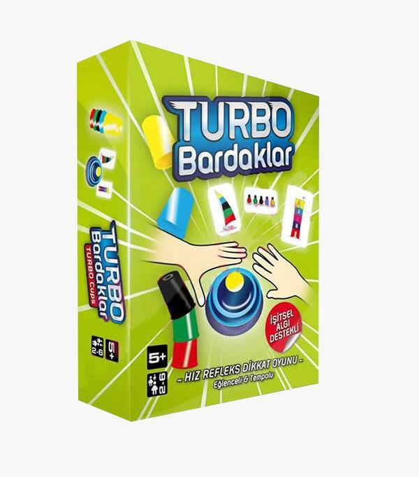 Turbo Bardaklar, Bardak...