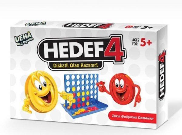 Hedef 4, Deha...