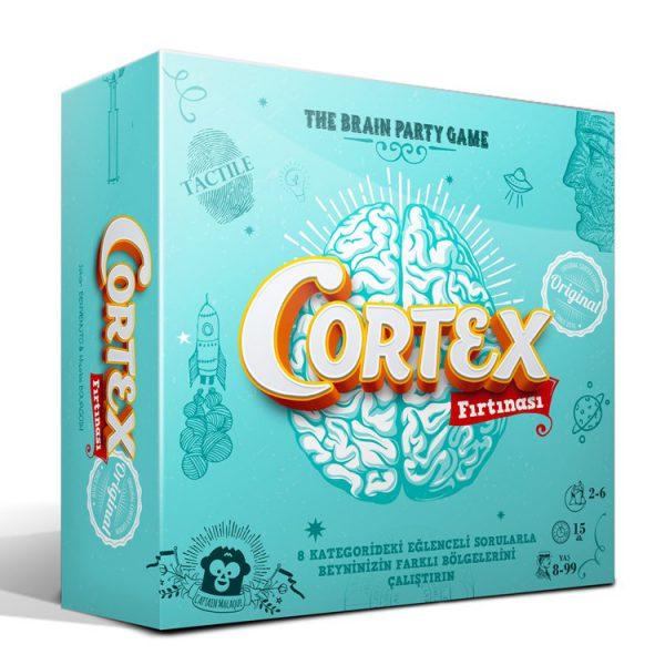 Cortex Fırtınası (Cortex...